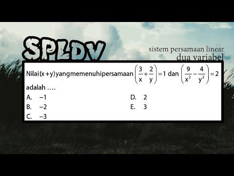 mencari-nilai-(x-y)-pada-sebuah-sistem-persamaan-linear-dua-variabel
