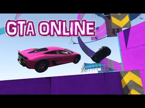 Посмотрим что сегодня нас ждёт в GTA Online!!!