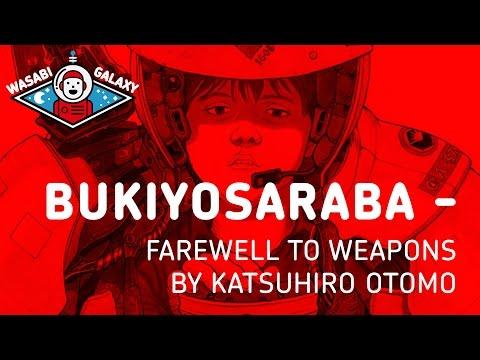 Bukiyosaraba - Short Peace A Farewell To Weapons By Katsuhiro Otomo Book Review