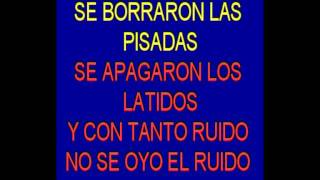 Ruido - Joaquin Sabina - karaoke Tony Ginzo