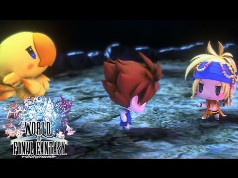 World of Final Fantasy - Side Story Ep. 6: Bartz and Rikku