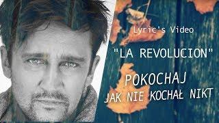MICHAŁ WIŚNIEWSKI - POKOCHAJ JAK NIE KOCHAŁ NIKT - Lyric's Video