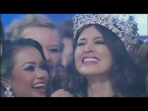 A Tribute to World Class Beautiful Filipino Women Who Won the Big 5 Pageants Crowns (2013