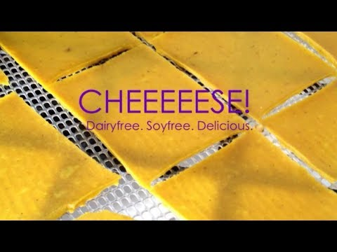 Recipe: How to make sliced cheese / cheese slices (vegan)