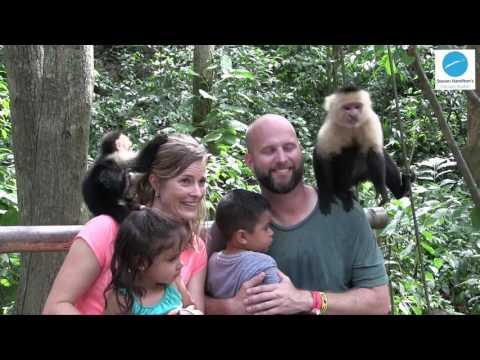 Gumbalimba Park Excursion | Roatan, Honduras