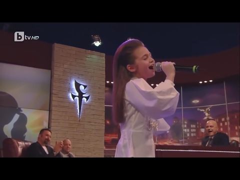 "Krisia Todorova: Singing- ""I Wanna Know What Love Is"" by Foreigner"