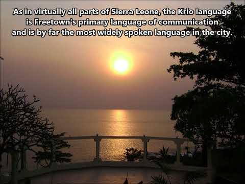 9L/KW4XJ Freetown Sierra Leone. From dxnews.com