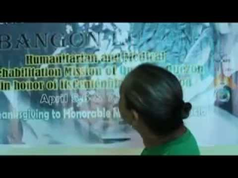Bangon Luzon: Quezon, Quezon Medical Mission