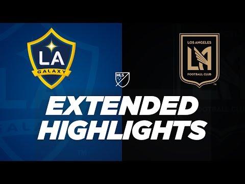 Best of Zlatan's MLS debut & LA Galaxy vs LAFC | Extended Highlights