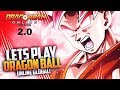 Dragon Ball Online Global 2.0 New Client Testing Opening Day!