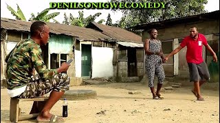 Download Denilson Chibuike Igwe Comedy - Licensed soldier part 1 - Denilson Chibuike Igwe