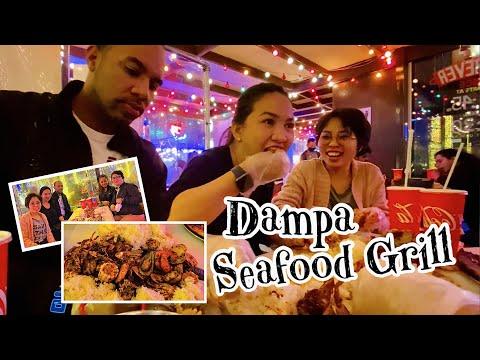 DAMPA SEAFOOD GRILL RESTAURANT IN DUBAI 2021| BEST IN TOWN | DINNER|| Suzette & Charles Travel ❤
