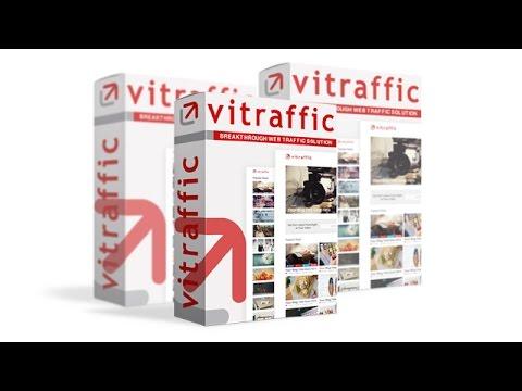 Vitraffic Demo | Vitraffic Huge Bonus and Discount