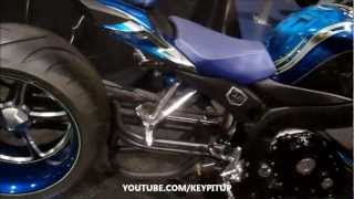 DUB EDITION MOTORCYCLE - PAULY D OF JERSEY SHORE
