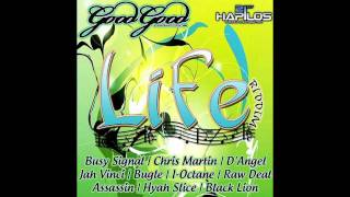 BLACK LION - DONT GIVE UP (LIFE RIDDIM) GOOD GOOD RECORDS