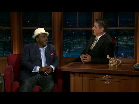 Late Late Show with Craig Ferguson 7/17/2012 Cedric the Entertainer, Ari Graynor