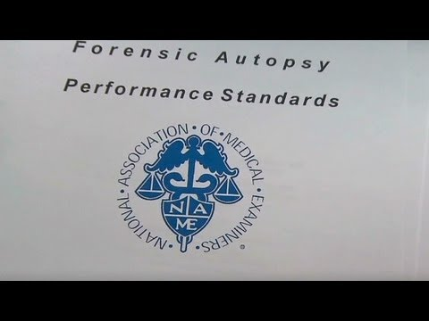 Thousands of autopsy results in question