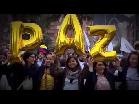"""Now the time has come"". Fonseca y Ringo Starr le cantan a la paz en Colombia"