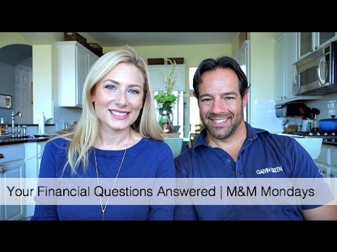 Your Financial Questions Answered   M&M Monday
