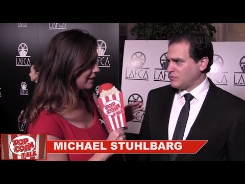 Michael Stuhlbarg at the 43rd LA Film Critics Association Awards