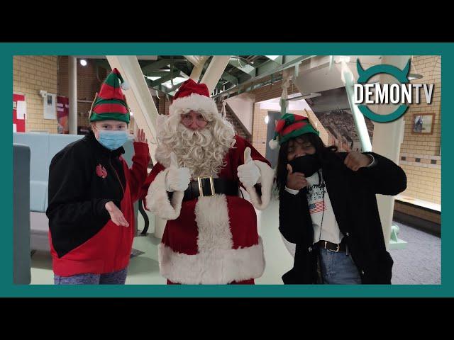 DemonFM Christmas Hunt 2020