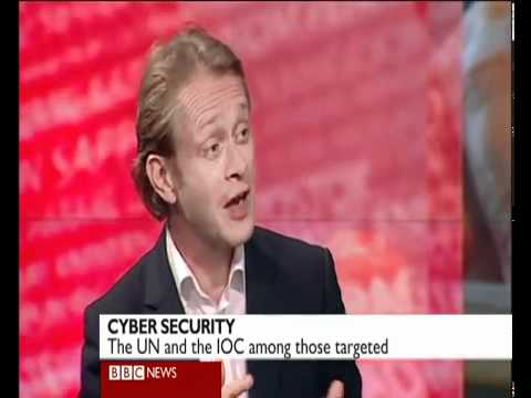 EN : Report on the sustained cyber attacks on UN, IOC and others