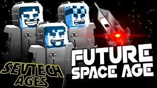 Minecraft: SevTech - STARLIGHT AGE - Age 5 #12 - Vloggest