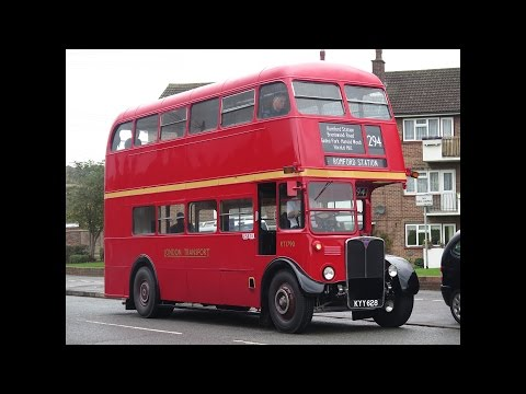 (24/10/2015) London Transport AEC Regent III RT1790 KYY628 - Romford Running Day - Route 294