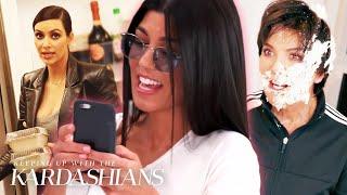 Download Funniest Kardashian Kitchen Conversations | KUWTK | E! Mp3 and Videos