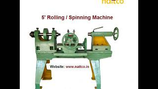 Rolling/Spinning Machine pics for manufacturing utensils