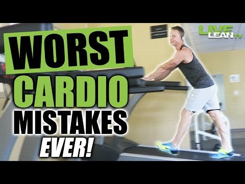 [WORST CARDIO MISTAKES] HOW MANY CALORIES ARE YOU BURNING WITH YOUR CARDIO? | LiveLeanTV
