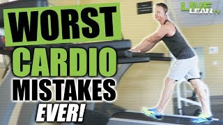 [WORST CARDIO MISTAKES] HOW MANY CALORIES ARE YOU BURNING WITH YOUR CARDIO?