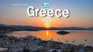 Peloponnes Reiseführer - exotische Griechenland: Tolo Top Strände und Sehenswürdigkeiten