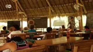 Green lessons at Bali school | Global Ideas