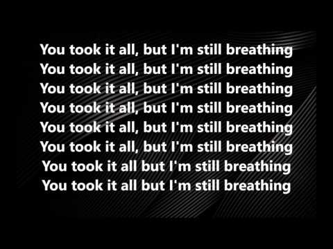 Sia - Im Alive | Lyrics |