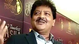 Udit Narayan Singing Without Music - Radha Kaise Na Jale   Lagaan