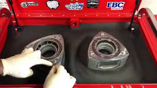 13B Rotary Engine Build Time Lapse