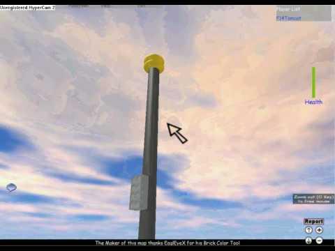 My Tornado/air raid siren place on roblox