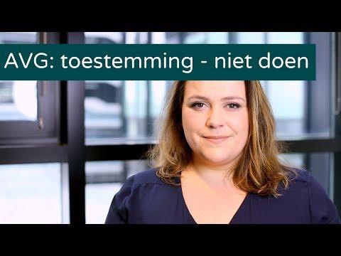 AVG en TOESTEMMING, niet doen! | Charlotte's Law