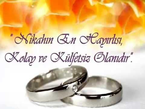 Hadis i seriflerle Evlilik