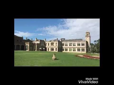 Werribee Park Mansion, Victoria Australia