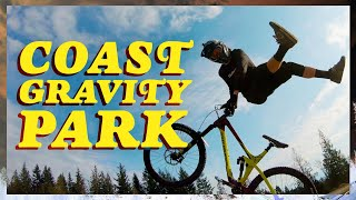 Fresh Tracks at Coast Gravity Park Opening Week 2019