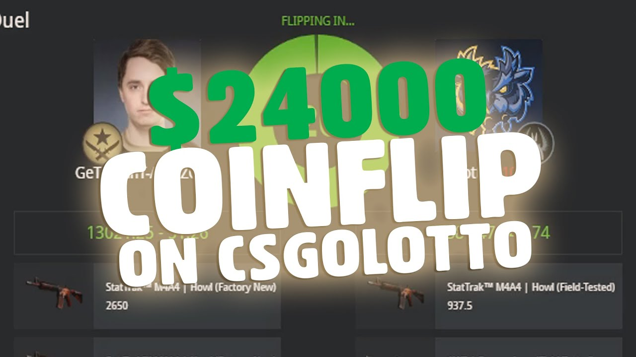 coin flip betting game csgo lotto