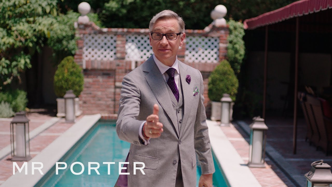 9560ae7d3e4 Inside Mr Paul Feig's Amazing Wardrobe | MR PORTER - YouTube