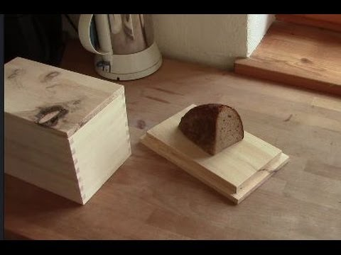 Making A Bread Box Youtube