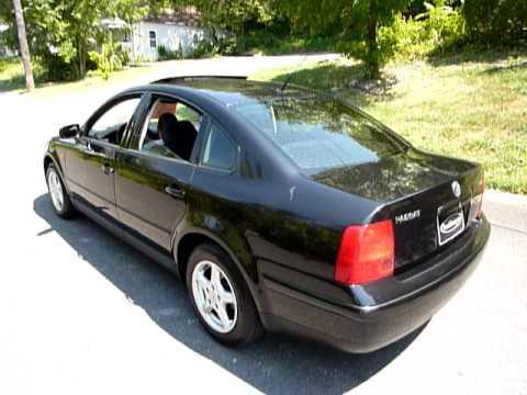 1998 volkswagen passat 4 dr gls 1 8t turbo sedan 5spd. Black Bedroom Furniture Sets. Home Design Ideas