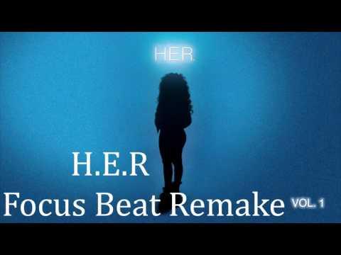 H.E.R - Focus Instrumental