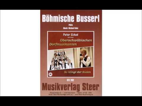 Böhmische Busserl (Polka) - Michael Kuhn