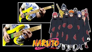 Download Lagu Naruto Badass Villain OST | AKATSUKI THEME | Guitar Cover mp3