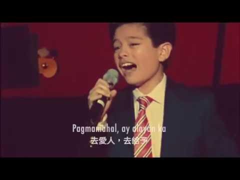[菲律賓民歌中字幕] Dahil Sa'yo 全因為你 - CHARLIE GREEN